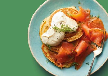Brunch recipe collection hero image
