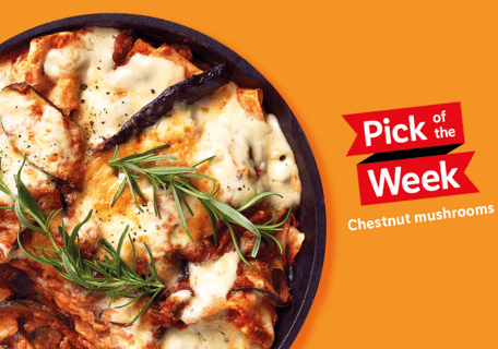 Free form lasagne recipe image for pick of the week