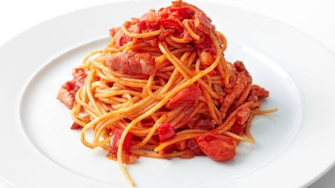 Attacker's amatriciana