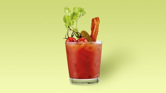 Smokehouse Bloody Mary
