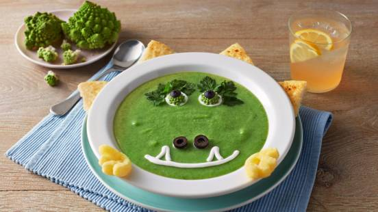 Romanesco soup
