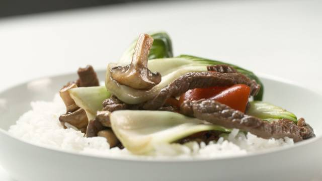 Skipper's stir fry